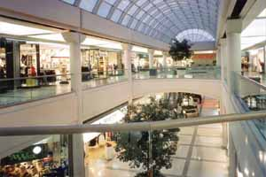 Metrotown shopping centre